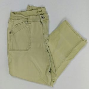 Light green Jag jeans size 16